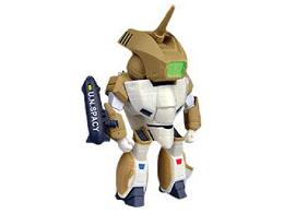 Figura Robotech SD Series 1.5 VF-1A - Ben Dixon