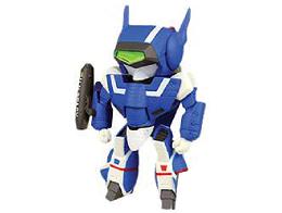Figura Robotech SD Series 1.5 VF-1J - Max Sterling