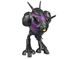 Figura Robotech SD Series 1.5 Battlepod - Black