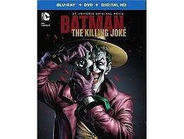 Batman: The Killing Joke Blu-ray