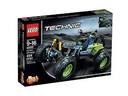 LEGO Technic 42037 Formula Off-Roader