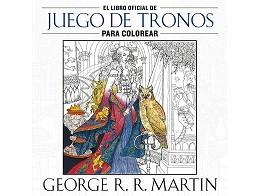 Juego de Tronos para Colorear (ESP) Libro