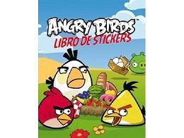Angry Birds: Libro de Stickers (ESP) Libro