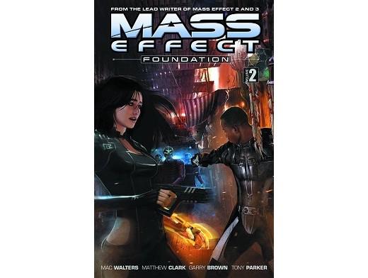 Mass Effect Foundation v2 (ING/TP) Comic