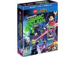 LEGO Justice League: Cosmic Clash Blu-Ray