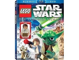 LEGO Star Wars: The Padawan Menace Blu-Ray