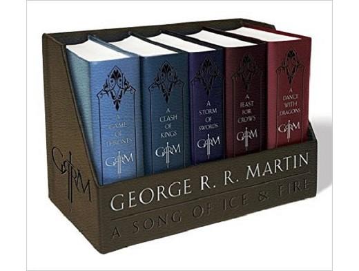 A Game of Thrones Set Especial (ING) Libro