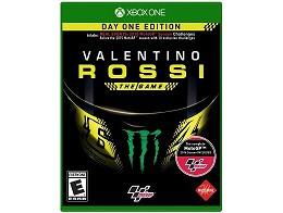 Valentino Rossi XBOX ONE Usado