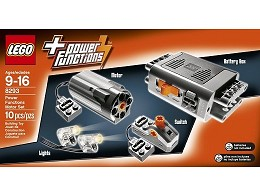 LEGO Technic 8293 Power Functions
