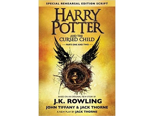 Harry Potter and the Cursed Child 1&2 (ING) Libro