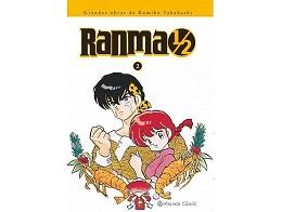 RANMA 1/2 (Edición integral) 02 (ESP/TP) Comic
