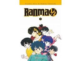 RANMA 1/2 (Edición integral) 05 (ESP/TP) Comic