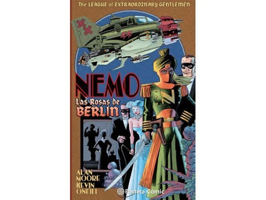 League Of Extraord G Nemo Rosas (ESP/TP) Comic
