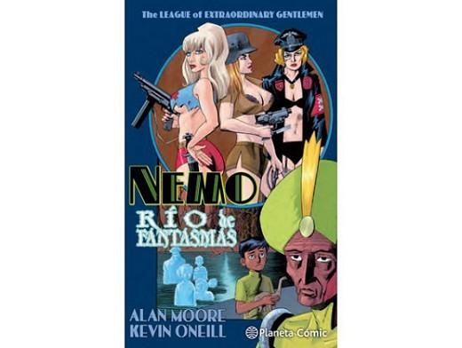 League Of Extraord G Nemo Rio (ESP/TP) Comic