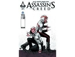 Assassins Creed #6 (ING/CB) Comic