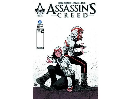 Assassins Creed #6 (ING/CB) Comic