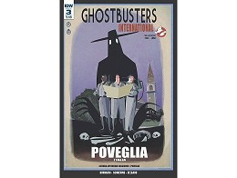 Ghostbusters International #3/4 (ING/CB) Comic