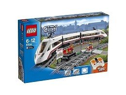 LEGO City 60051 Trains High-Speed Passenger Train