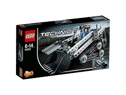 LEGO Technic 42032 Compact Tracker Loader