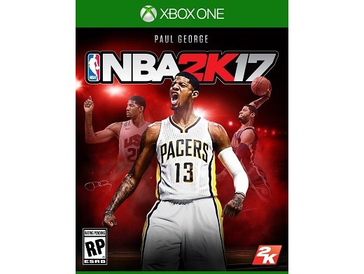 NBA 2K17 XBOX ONE Usado