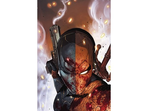 Suscripción Deathstroke Rebirth (ING/CB) Comic
