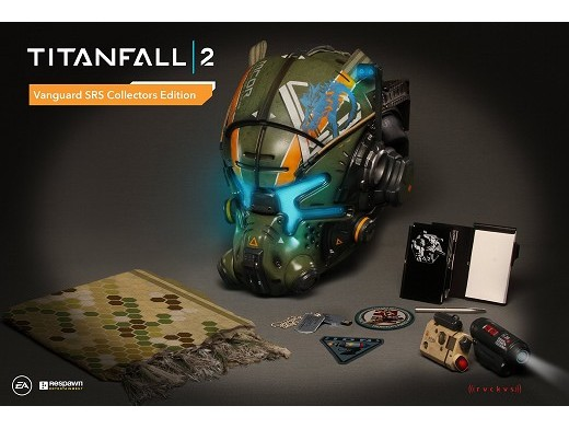 Titanfall 2 Series 2 Collector's Edition PS4