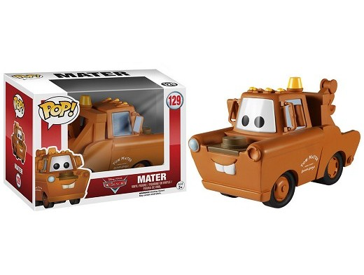 Figura Pop! Disney: Cars - Mater