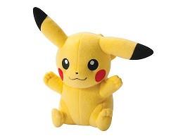 Peluche Pikachu oreja caída (20 cms)
