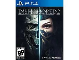 Dishonored II PS4