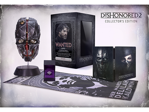 Dishonored II Premium Collector's Edition XBOX ONE