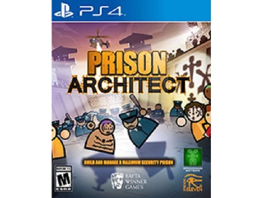 Prison Architect PS4