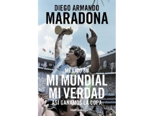 México 86. Mi Mundial, mi verdad (ESP) Libro