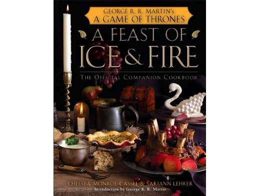 A Feast of Ice & Fire (ING) Libro
