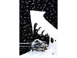 Dark Knight III Master Race #3 Coll (ING/HC) Comic