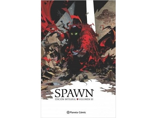 Spawn Integral v3 (ESP/HC) Comic