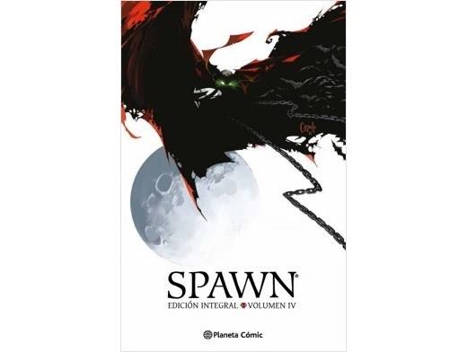 Spawn Integral v4 (ESP/HC) Comic