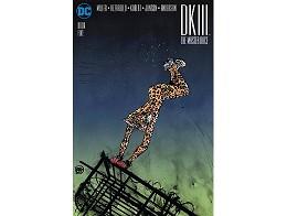 Dark Knight III Master R #5 Pope (ING/CB) Comic
