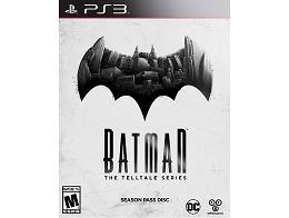 Batman: The Telltale Series PS3