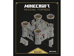 Minecraft: Medieval Fortress (ENG) Libro
