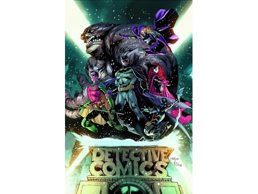 Suscripción Detective Comics (ING/CB) Comic
