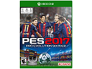 Pro Evolution Soccer 2017 XBOX ONE Usado