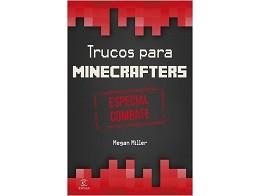 Minecraft Trucos Minecrafters: Combate (ESP) Libro