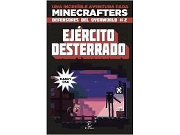 Minecraft. Ejército desterrado (ESP) Libro