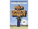 Minecraft En busca de espada diamante (ESP) Libro