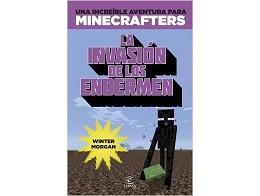 Minecraft. La invasión de los endermen (ESP) Libro