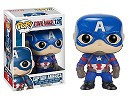 Figura Pop Vinyl Captain America Civil War