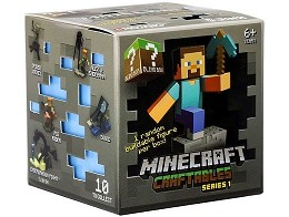 Figura Armable Minecraft Craftables (Al Azar)