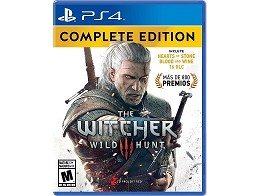 The Witcher 3: Wild Hunt Complete Edition PS4