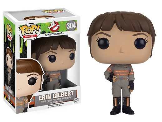 Figura Pop! Ghostbusters 2016 Erin Gilbert