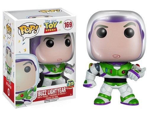 Figura POP! Disney: Toy Story Buzz Lightyear